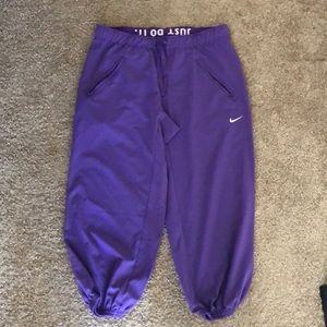 Nike Capris Running Apparel